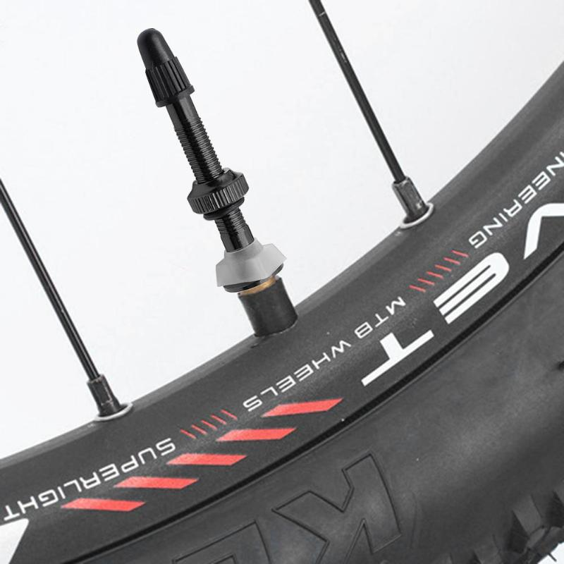 Bicycle Extender Valves Tyre Accessories MTB Road Bike  Tubeless Presta