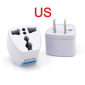 Image 3 - New Arrival 1 PC Universal UK US AU to EU AC Power Socket Plug Travel Electrical Charger Adapter Converter Japan China American