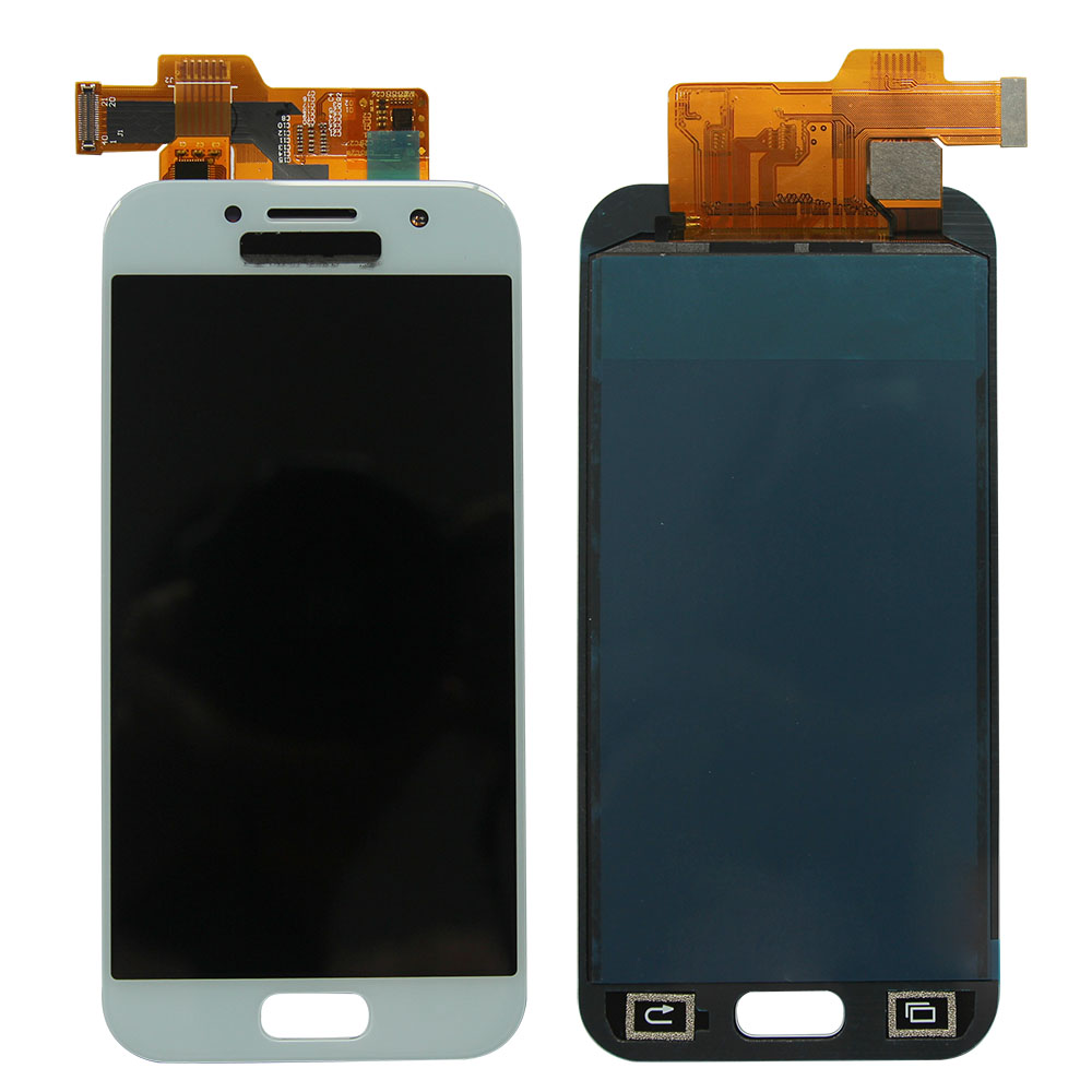 <font><b>A320</b></font> <font><b>LCD</b></font> Display For Samsung Galaxy A3 2017 A320F A320Y SM-A320F A320M <font><b>LCD</b></font> Touch Screen Digitizer Assembly <font><b>LCD</b></font> Replacement Parts image
