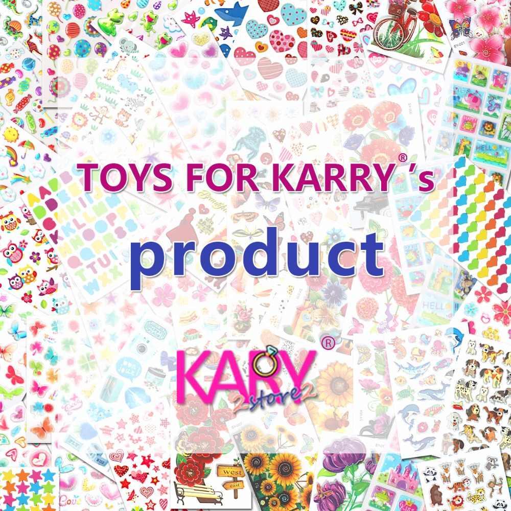 20 แผ่น/จำนวนมากขายส่ง Scrapbooking Bubble Puffy สติกเกอร์ Kawaii Emoji รางวัลเด็กของเล่นเด็กโรงงานขายตรง 1-m20