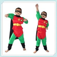 Boys Muscle Super Hero Costume (12 Designs)