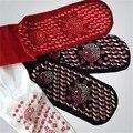 Los Calcetines de Masaje para Aliviar la Fatiga de Las Piernas Dolor Turmalina cerámica Puntos Calcetines de Compresión Regular El Sistema Nervioso