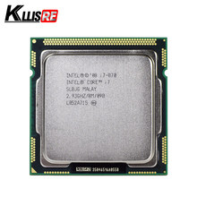 Original Intel Core i7 870 procesador Quad Core 2,93 GHz 95 W LGA 1156 8 M Cache Desktop CPU(China)