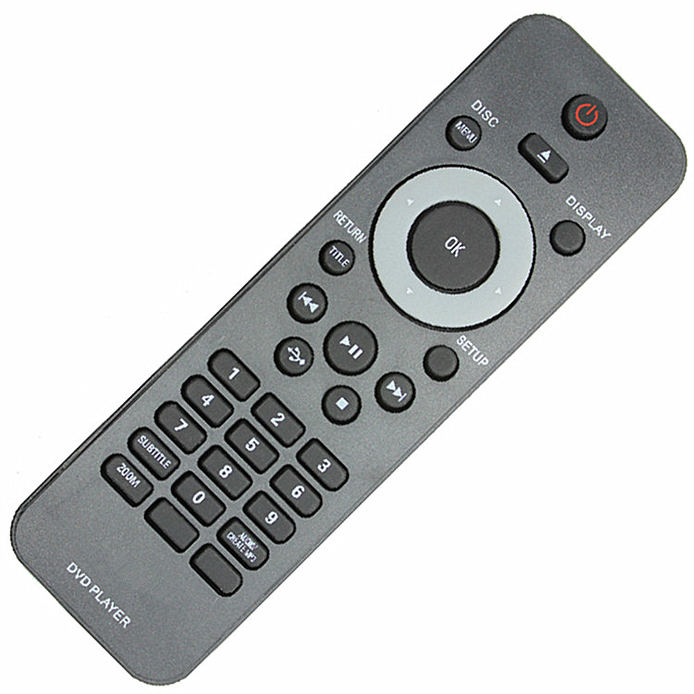 New <font><b>Remote</b></font> Control <font><b>for</b></font> <font><b>philips</b></font> <font><b>DVD</b></font> <font><b>player</b></font> controller DVP3870K DVP3880K DVP3690K DVP3888K image
