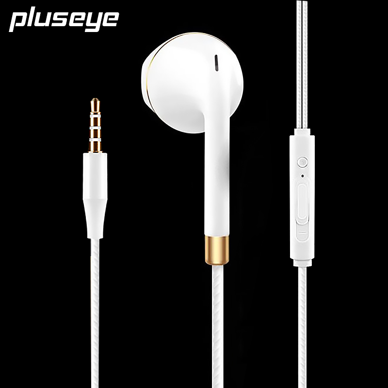 best gift New in-ear earphone for  iphone 5s 6s 5 6 xiaomi bass earbud headset  for  iphone huawei xiaomi