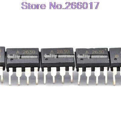 1 шт. HCPL2630 DIP8 HCPL-2630 2630 A2630 DIP новый и оригинальный в наличии