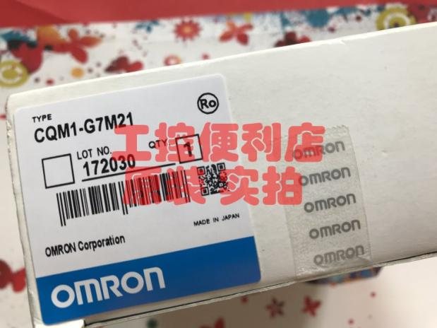Original CQM1-G7M21 Brand New Authentic Quality Assurance For One Yea