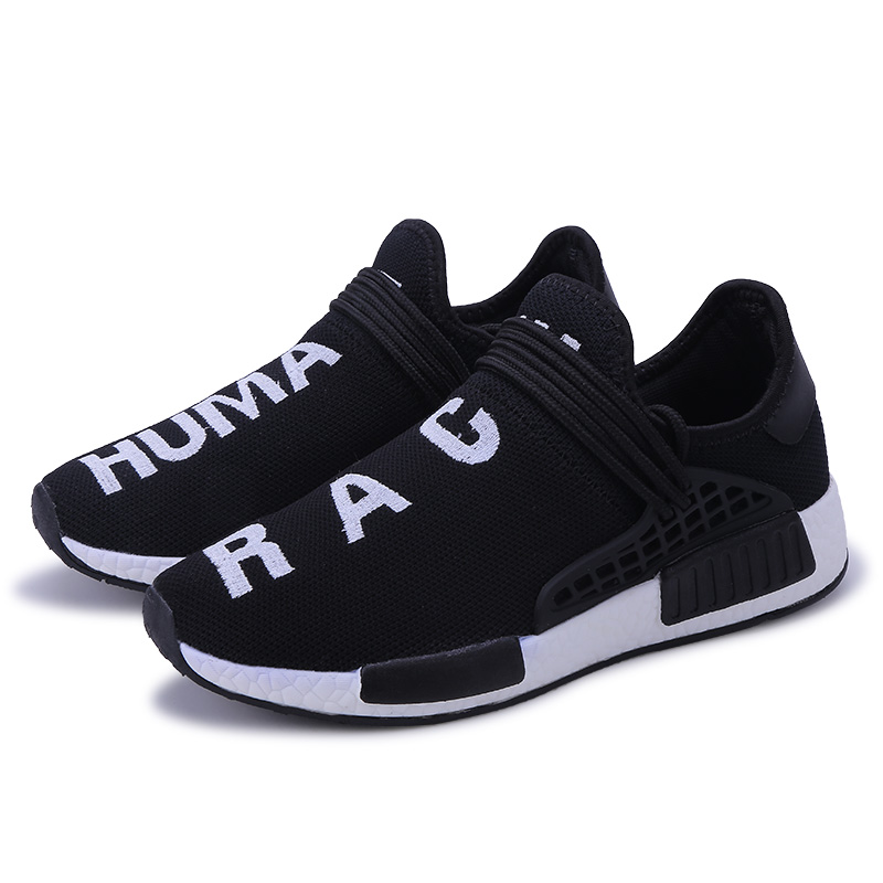 best service 229a9 63c75 Details about New Human Race Sports Running Shoes Top Athletic NMD Mens  Sneakers High Quality
