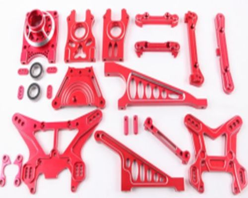 CNC Completed set for 1 5 losi 5ive T ROVAN LT KING MOTOR X2 RC CAR