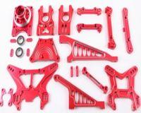 CNC завершен набор для 1/5 Losi 5ive T Rovan LT король мотор X2 RC автомобиль газ части