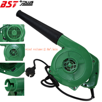 HIGH QUALITY! BST 3 GREEN COLOUR AIR BLOWER COMPUTER ELECTRIC BLOWER CLEANER DEDUSTER SUCK DUST REMOVER SPRAY VACUUM CLEANER