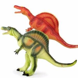 Image 5 - Wiben Jurassic ใหญ่ไดโนเสาร์ Spinosaurus ของเล่นพลาสติกสัตว์แอ็คชั่นและของเล่นตัวเลขเด็กของเล่นสำหรับเด็กผู้หญิงเด็กชาย