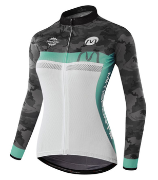 MTSPS Women Pro Cycling Jersey MTB Bicycle Clothing Road-Bike Jersey Long-Sleeve Sportswear Top-Quality wosawe cycling jersey sets winter thermal sports pro jersey triatlon bike bicycle clothing jackets pants men women
