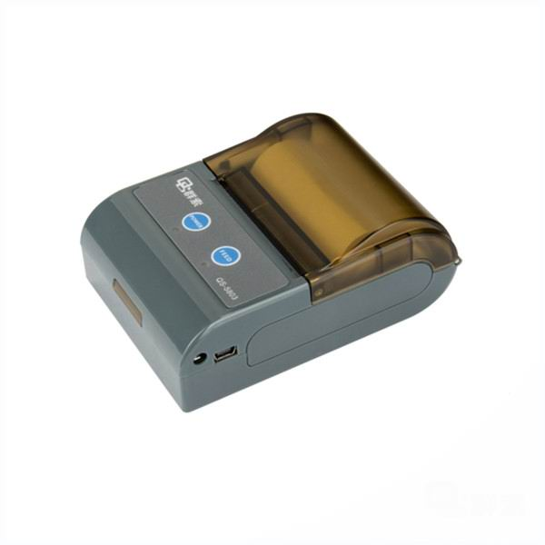 Free shipping 58mm Portable Thermal Receipt Printer Wireless Android printer bluetooth scanner mht 8001 wireless thermal printer with battery android and ios system bluetooth mobile thermal printer