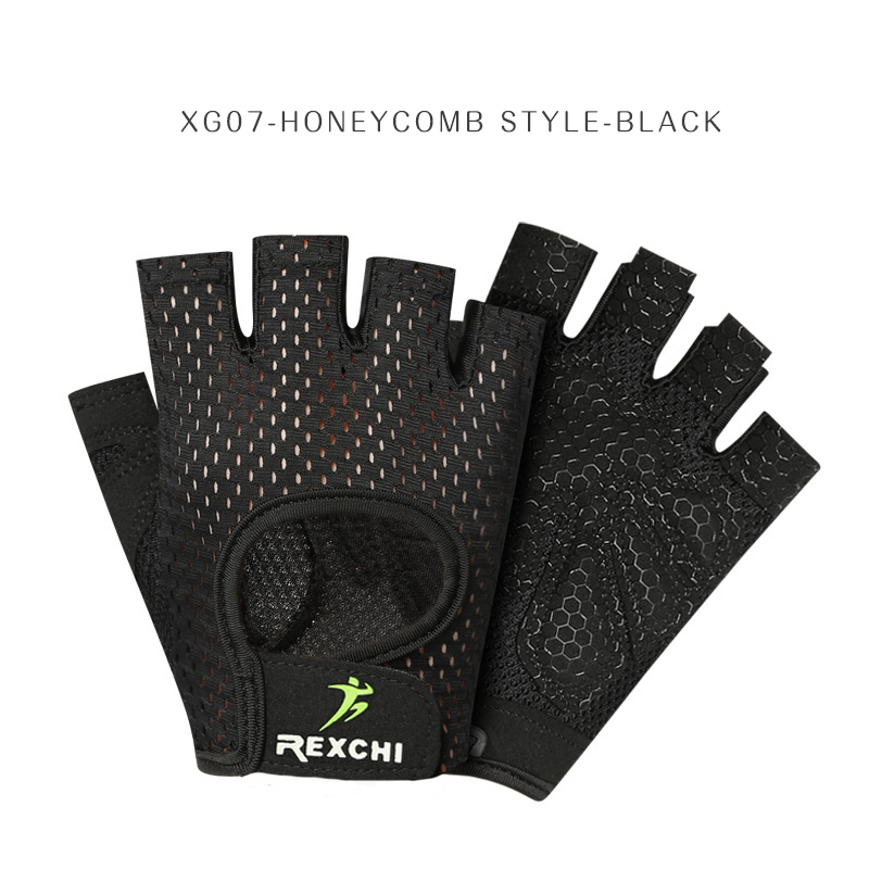 XG07 Honeycomb Black