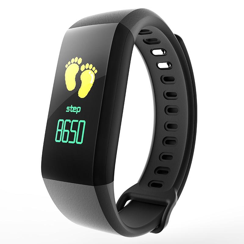 2018 G5 Smart Armband Cicret Band Uhr Herz Rate Monitor Smartband Pulsometer Sport Gesundheit Fitness Tracker Armband Für Ios Ein Unbestimmt Neues Erscheinungsbild GewäHrleisten Intelligente Elektronik Unterhaltungselektronik