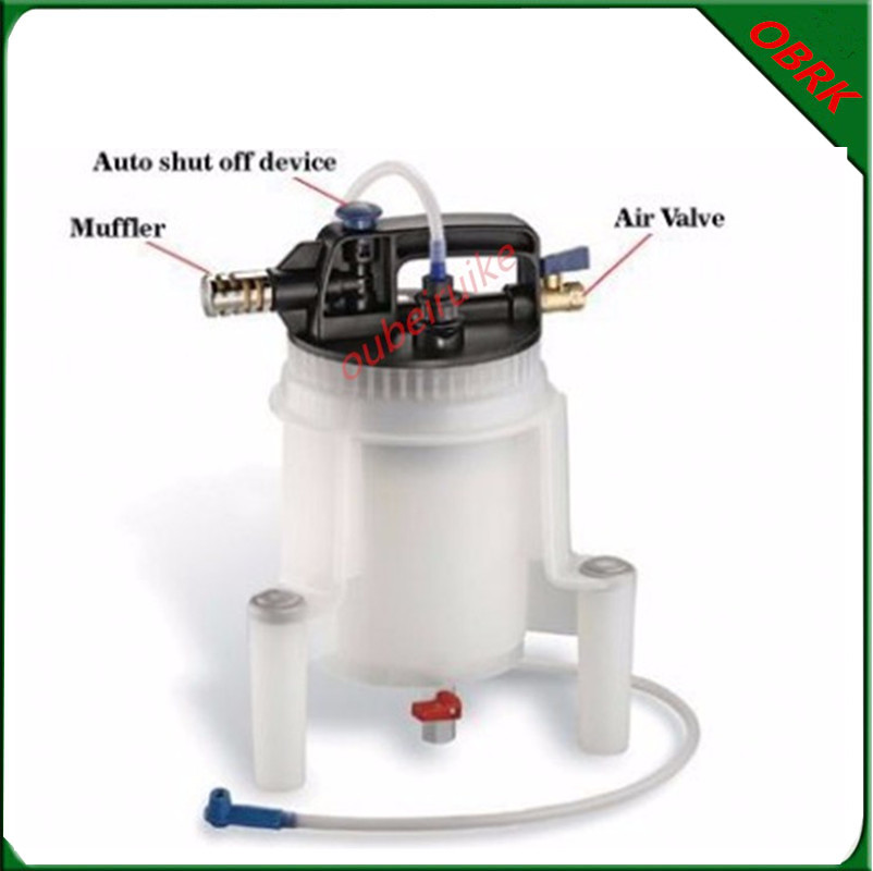 Пневматический Тормозной Жидкости Экстрактор & Пополнен Бутылка
