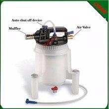 Pneumatic Brake Fluid Extractor и Снова Наполнил Бутылку