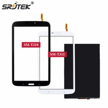 Srjtek 8″ Screen Parts For Samsung Galaxy Tab 3 8.0 T310 T311 SM-T310 SM-T311 LCD Display Matrix Touch Screen Digitizer Sensor