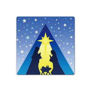 Image 5 - Merry Christmas Santa Claus Elk ของขวัญ Windbells เล่นสกี Baptism Retro โลหะดีบุกป้าย Home Wall Art Decor โปสเตอร์เหล็กสำหรับบาร์ผับ