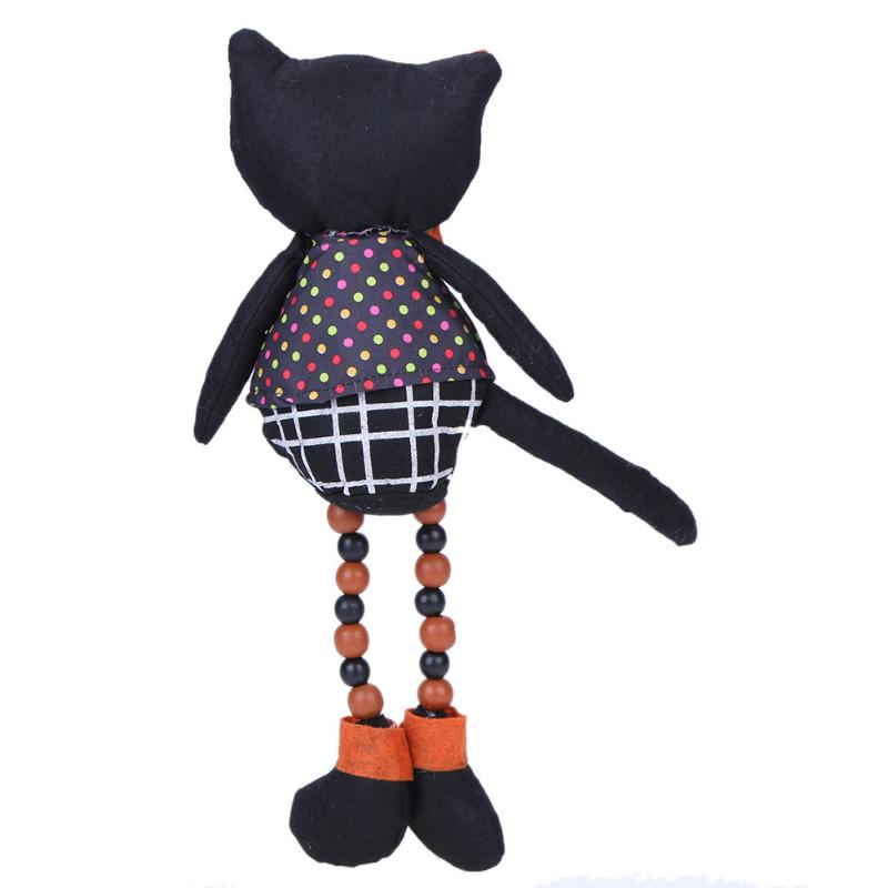 Children Baby Cognition Dolls Innovative Cartoon Plush Toys Halloween Christmas Trick Whimsy Standing Doll Stuffed Kids Toys