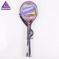 2016 Lenwave Brand 1 Racket Badminton Racket Sports Training For Quick Delivery