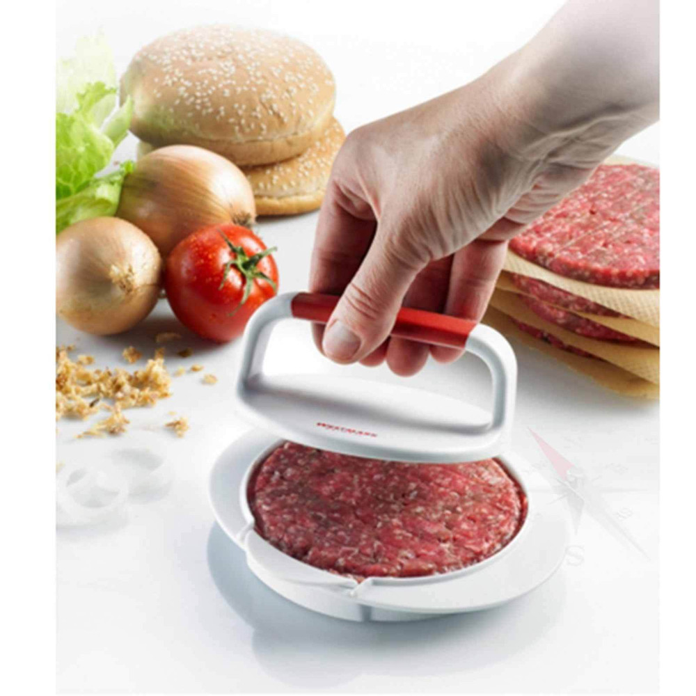 ABS+TPR Hamburger Meat Beef Maker Grill Burger Patty Press Mold Mould Kitchen Utensils For Hamburger Press