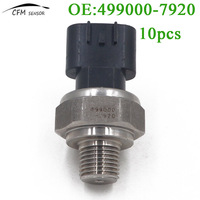 10PCS High Quality 499000 7920 Fuel Pressure Sensor Oil Pressure Switch For Toyota