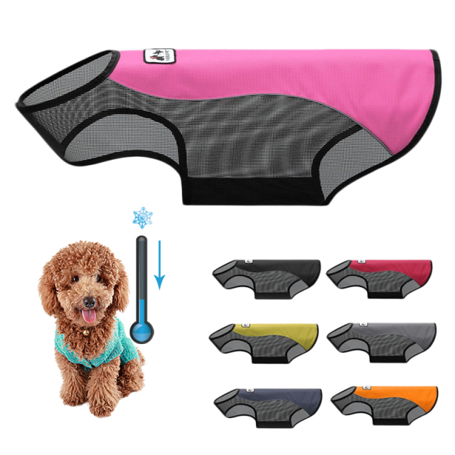 Pet Dog Cooling Vest