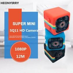 Portable SQ11 SQ12 HD 1080P Car Home CMOS Sensor Night Vision Camcorder Mini Cameras Camera DVR DV Motion Recorder Camcorder sq8