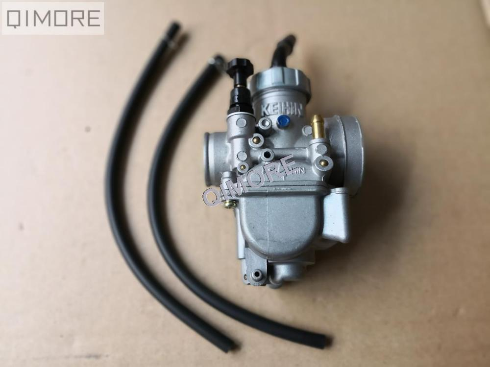 Atv,rv,boat & Other Vehicle Aspiring Pz22 Carburetor W/ Hand Choke Lever For 125cc Atv Dirt Bike Go Kart Honda Crf Xr