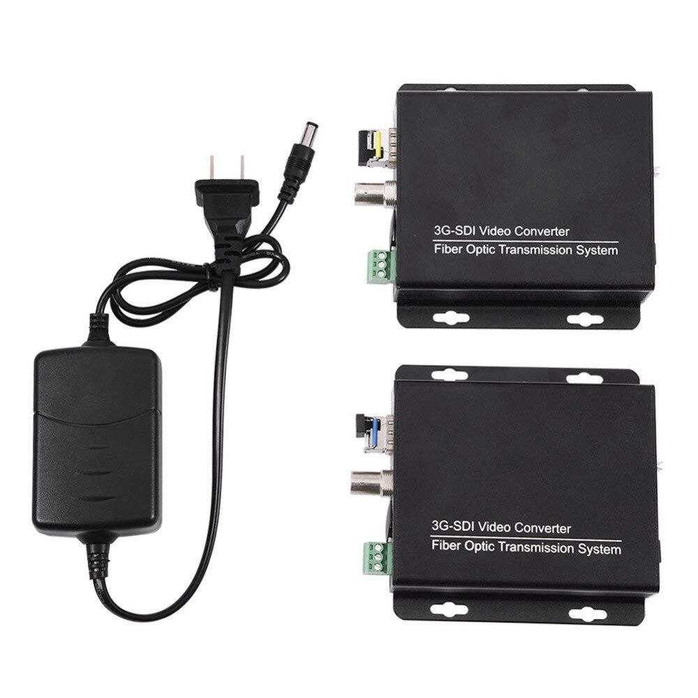 JYTTEK SDI передатчик приемник, 3G SDI LC волоконно оптический преобразователь видео аудио передатчик приемник 1080 P HD дисплей