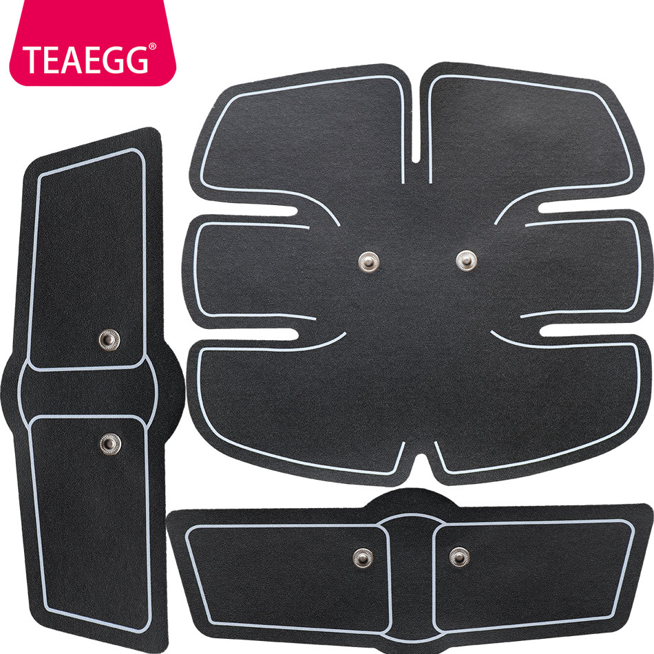 Pad Only (NO MACHINE) for Abdominal machine electric muscle stimulator ABS ems Trainer fitness Weight loss Body slimming Massage все цены