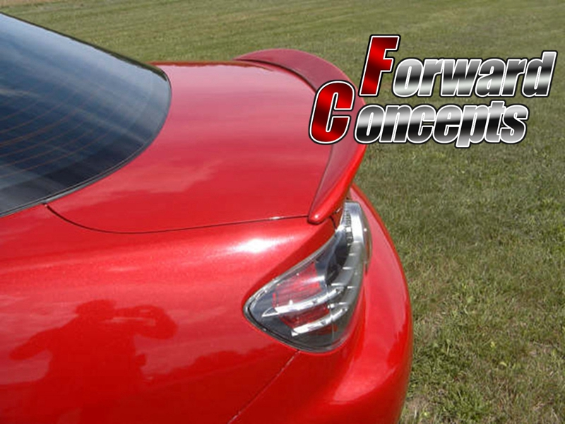 FOR 04-10 <font><b>RX8</b></font> RX-8 JDM REAR <font><b>WING</b></font> TRUNK SPOILER image