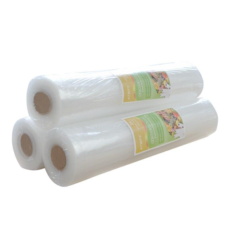 Food Grade Vacuum bags for Vacuum food Sealer 25x500cm Vacuum bag Rolls Vacuum Heat Sealer Food Saver Bags Food Storage Bags 1kg sucralose food grade tgs 99%
