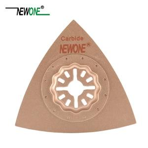 Image 5 - NEWONE 5pcs/set Carbide Saw Blades STARLOCK Starlock for Power Oscillating Tools for Cut Ceramic Tile or Polish Wood Ceramic