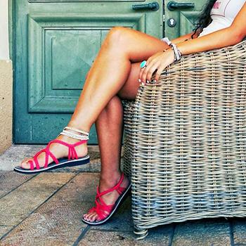 Hippie Stylish Rope Sandals 3