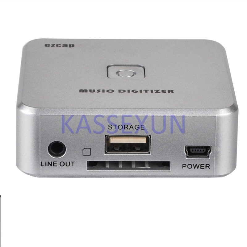 2017 new usb music digitizer, convert old analog music to mp3 and save in to USB Drive or SD Card, Free shipping pinnacle pctv analog pro usb