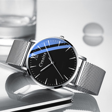 цены на Simple Luxury Watches Men Relogio Masculino Top Brand Ultra-thin Wrist Watch Men Casual Steel Mesh Clock Male erkek kol saati  в интернет-магазинах