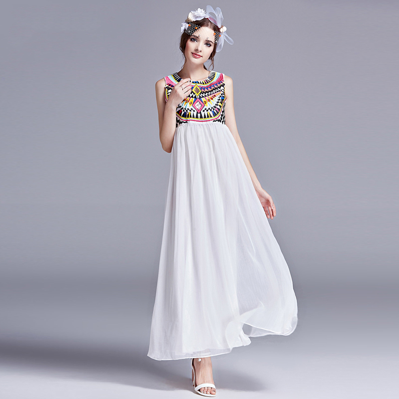 Popular Ethnic Maxi Dresses-Buy Cheap Ethnic Maxi Dresses lots ...