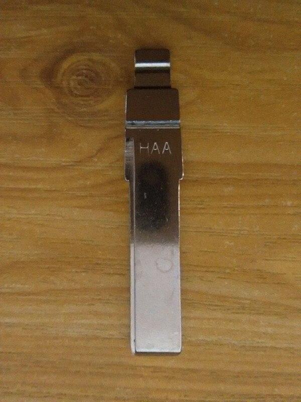 NO.86 Key Blade For Volkswagen Middle Groove Folding Flip Remote Key