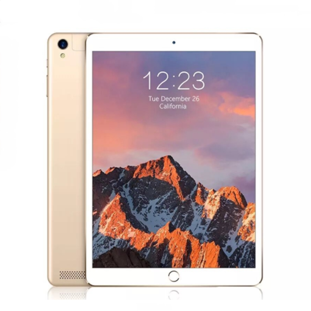 ZONNYOU Android 8.0 Tablet PC 10.1 Inch Tablet <font><b>Octa</b></font> <font><b>Core</b></font> 3G Phone Call 4GB RAM 64GB ROM Bluetooth WIFI Tablet Google Play Tablet image