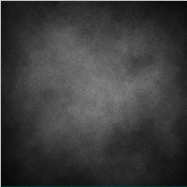 8x8FT Dark Dim Grau Grau Betonwand Benutzerdefinierte