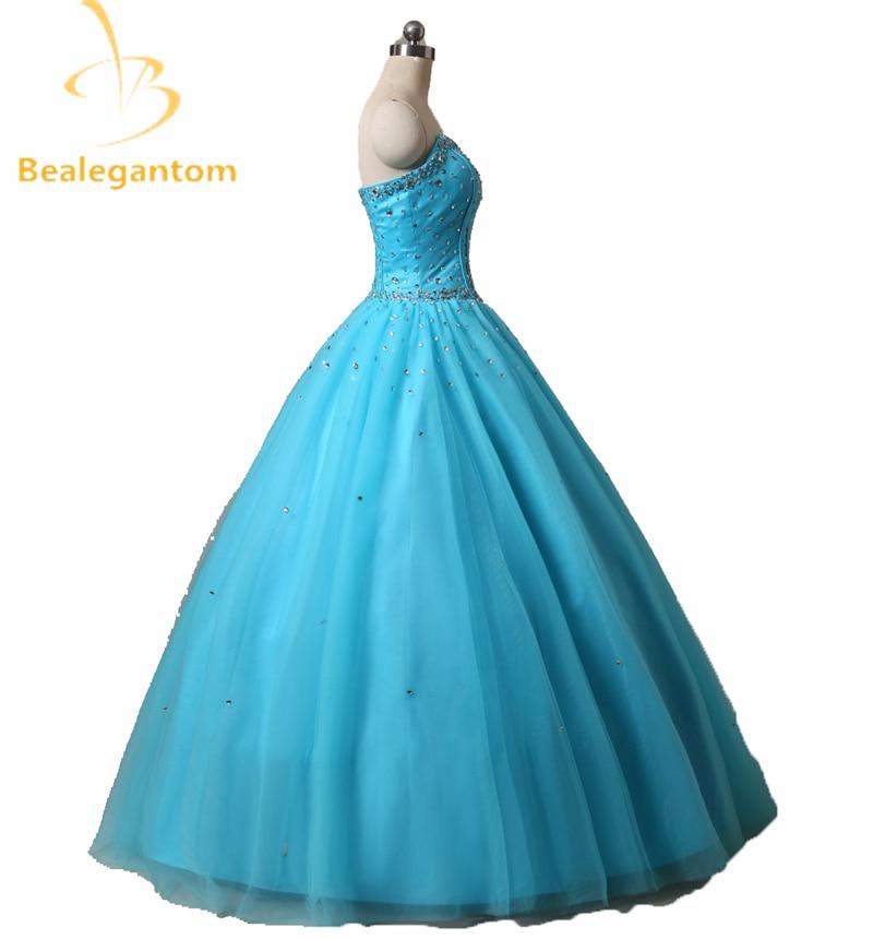 Bealegantom À La Mode Pas Cher Robes Quinceanera Robes 2018 Robe De - Habillez-vous pour des occasions spéciales - Photo 3