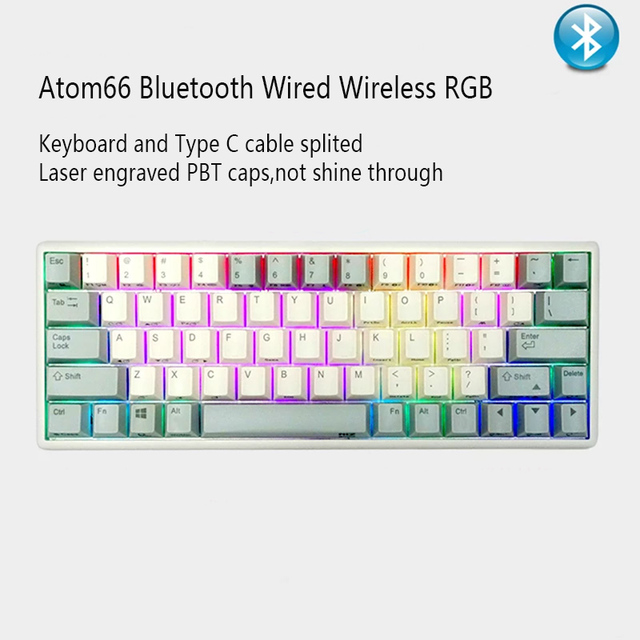 RGB Plum 66 75 84 87 108 Bluetooth 4.0 USB Dual Mode 35g Realforce Structure Capacitive Keyboard Free shipping