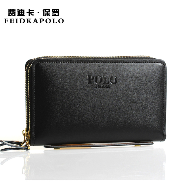Men Wallets Clutch Carteira Masculina High Quality Leather Wallets Carteras Male Handy Bags Purse Mens Monederos Wallets