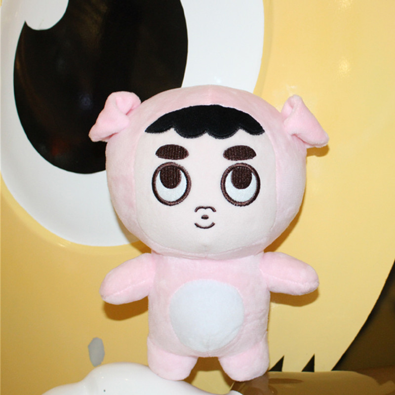 Aliexpress Buy Korean Kpop EXO Do Kyung Soo DO 20cm 8 Plush Toy Stuffed Doll Fans Gift Support Collection From Reliable Exo Suppliers On