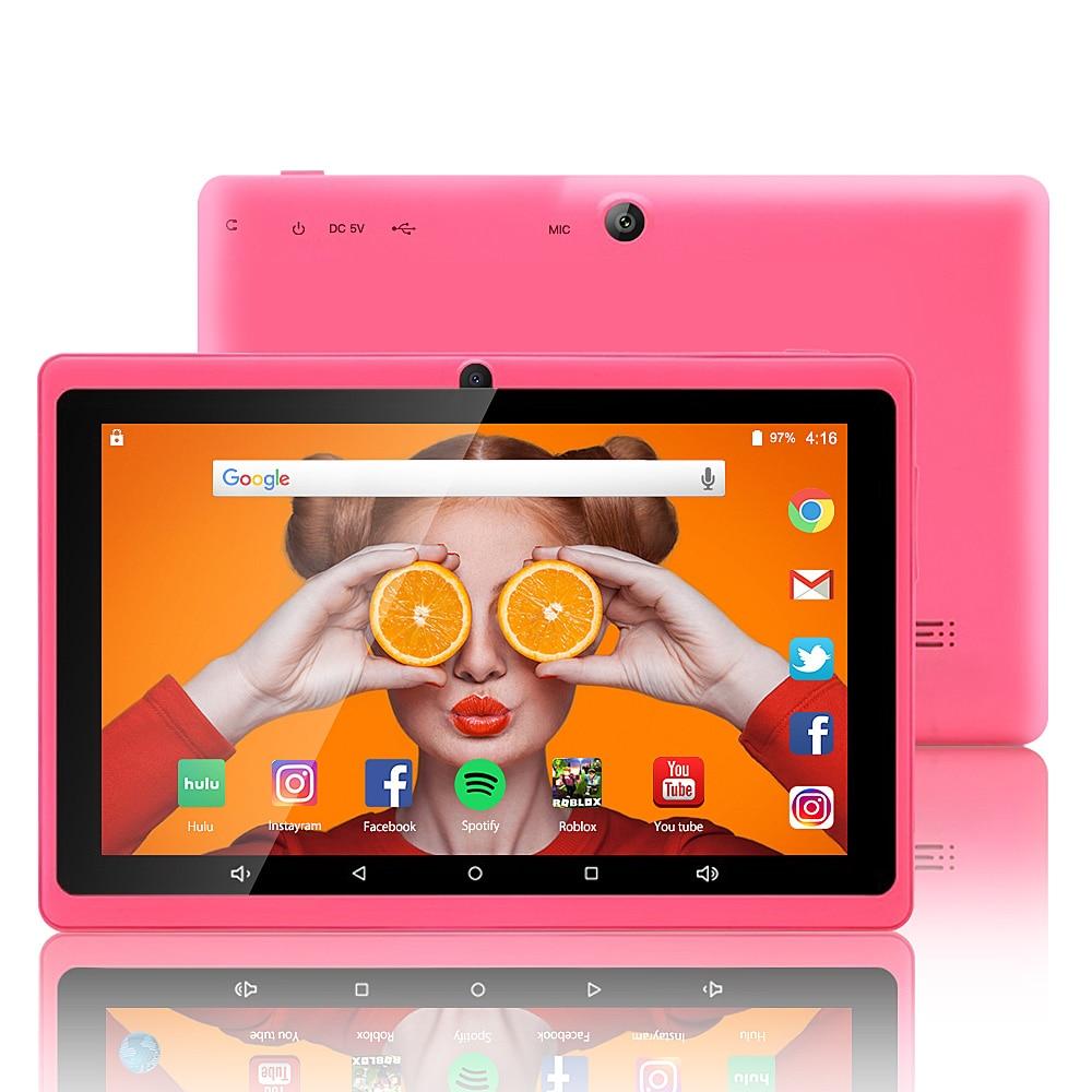 irulu 7 inch tablet google android 8 0 tablet pc quad. Black Bedroom Furniture Sets. Home Design Ideas