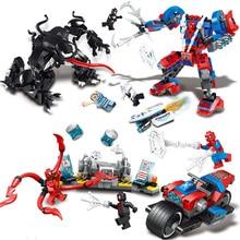 Marvel Spiderman Avengers Wonder Woman Spider Man Homecoming Doctor Octopus Deadpool Figures Super Heroes Iron Toys