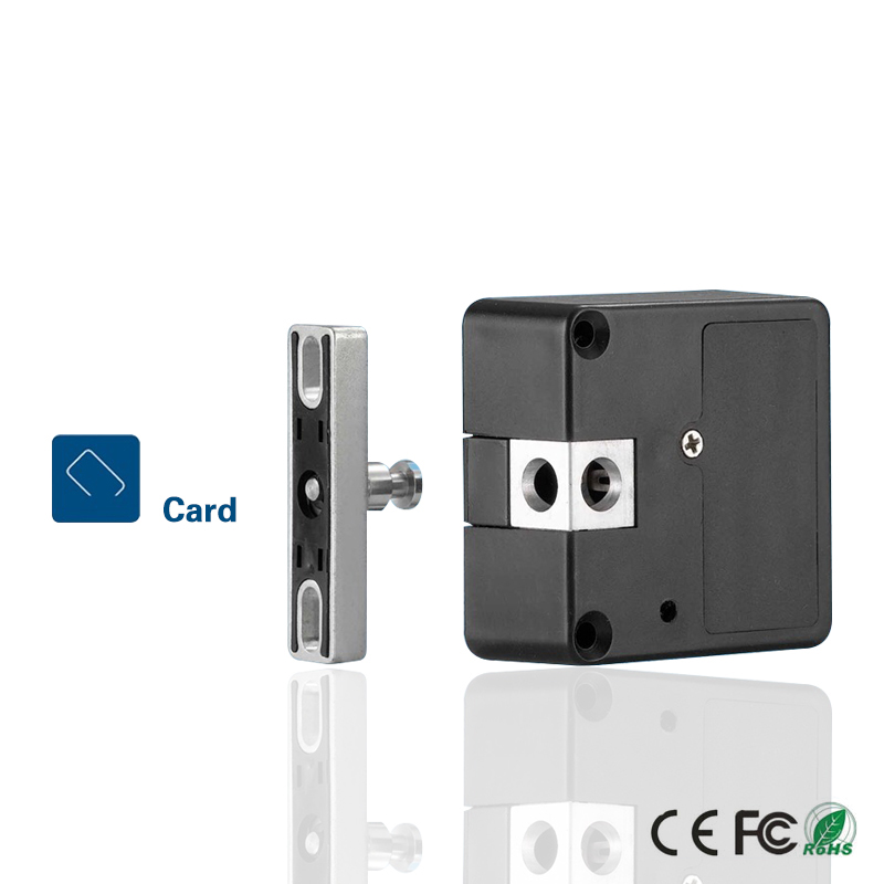 Hidden Invisible Rfid Electronic Cabinet Locker Door Lock
